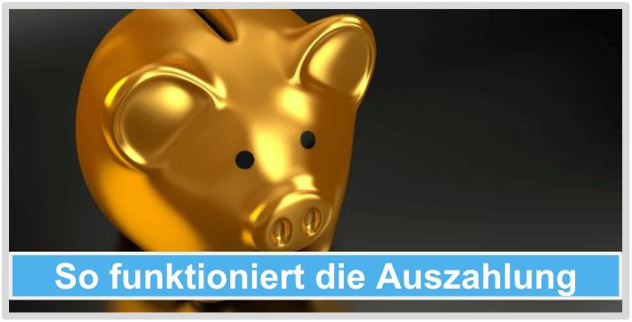 Bitcoin Bank Auszahlung
