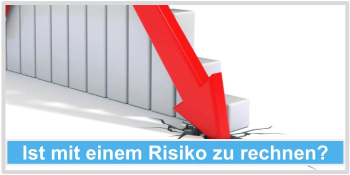 Bitcoin Bank Risiko