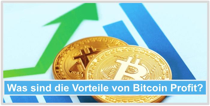 Bitcoin Profit Vorteile