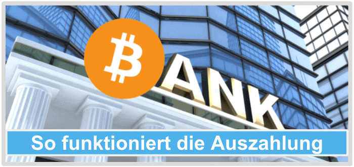 Bitcoin Trader Auszahlung
