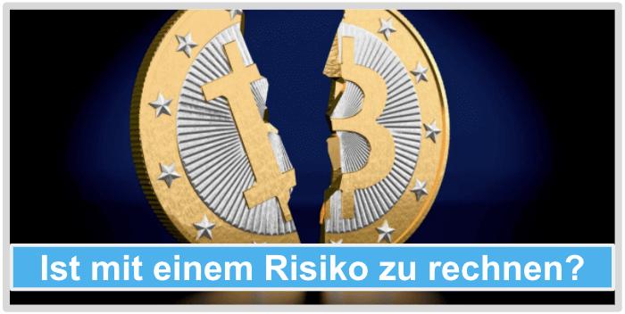 Bitcoin Trader Risiko
