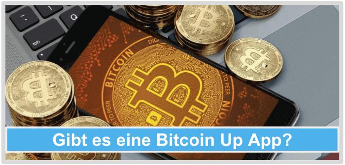 Bitcoin Up App
