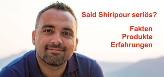 Said-Shiripour