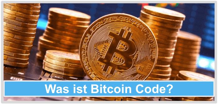 Was ist Bitcoin Code